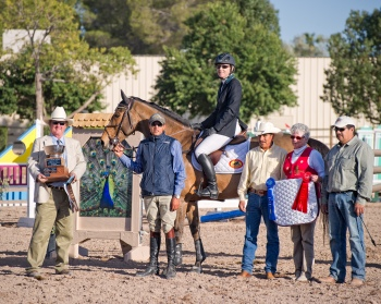 Clever and Michelle Parker win the Tucson Fall Festival Variable Grand Prix